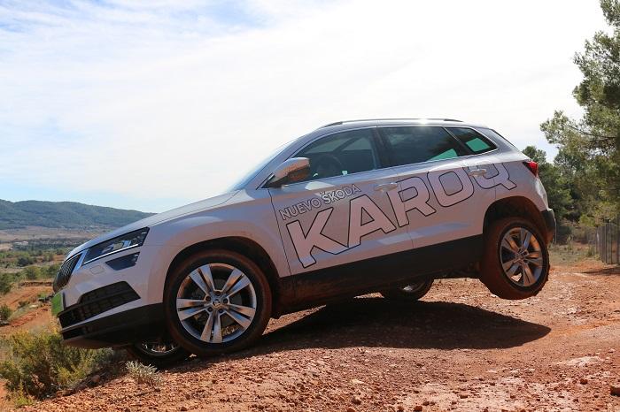 Marzá Import presenta el Vídeo Prueba del Nuevo SUV Škoda Karoq